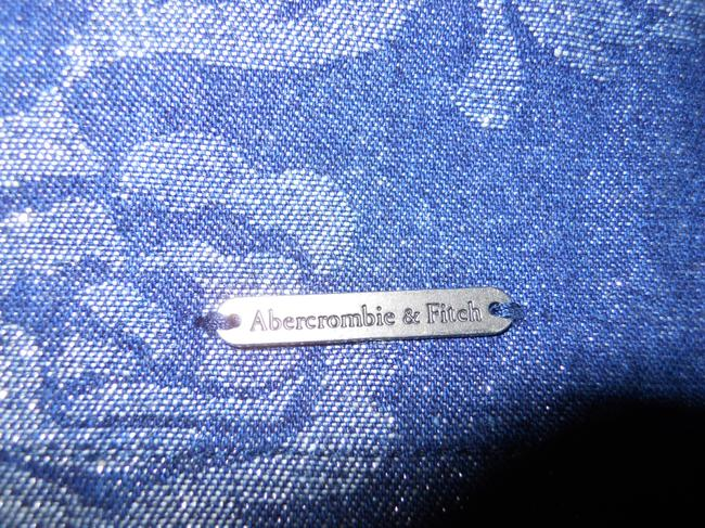 Abercrombie & Fitch Mini Skirt blue Image 2