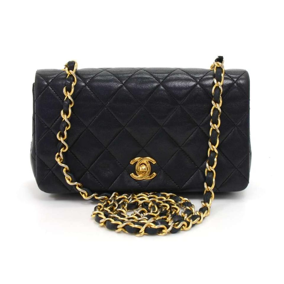 Chanel Classic Vintage 7.5