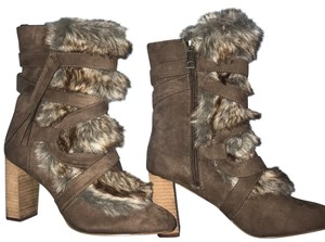 Charles by Charles David taupe Boots