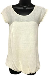 Theory Top Beige