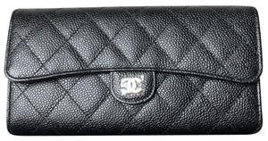 Chanel Chanel Classic Flap Long Wallet