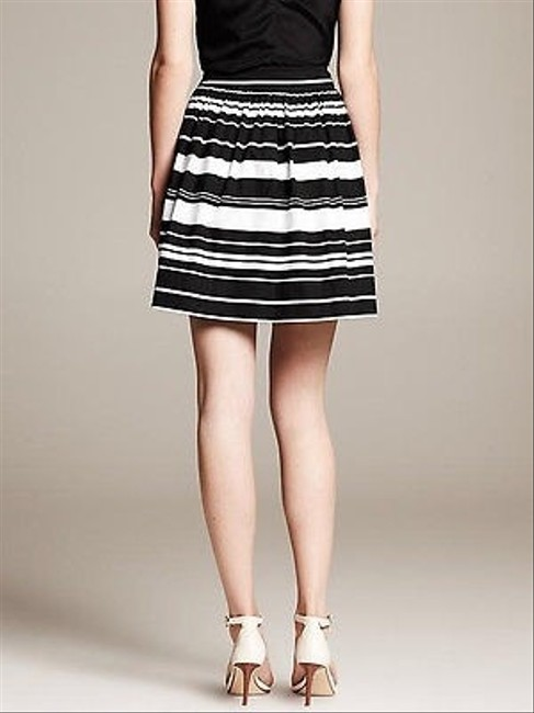 Banana Republic Skirt Multi Stripe