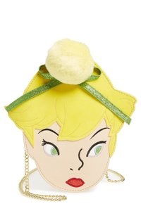 Danielle Nicole Disney Tinkerbell Faerie Cross Body Bag