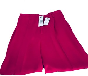 Ellen Tracy Trouser Pants Cerise