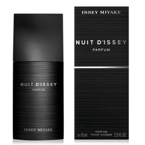 Issey Miyake NUIT D'ISSEY BY ISSEY MIYAKE-EDT-2.5 OZ-75 ML-FRANCE