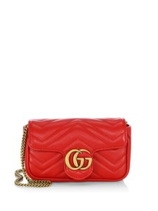 Gucci Marmont Cross Body Bag
