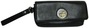 Kate Spade Leather Black Clutch