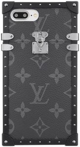 Louis Vuitton Eye Trunk Monogram Eclipse Phone Case for iPhone 7+ Plus LV ((SOLD OUT STYLE))