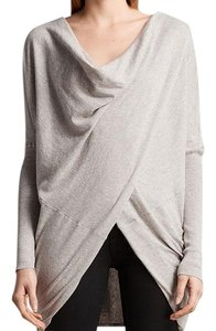 AllSaints Itat Shrug Light Cardigan Sweater