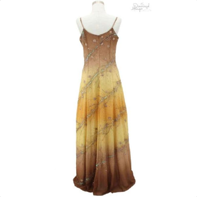 Brown Maxi Dress by Nina Canacci Image 2