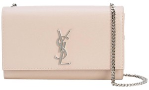 Saint Laurent Silver Hardware Chain Shoulder Bag