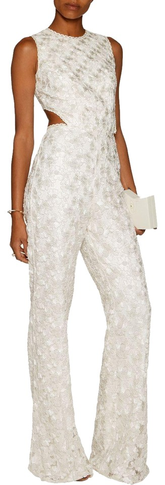 8f63a9a1d9c8 White Alexis Rompers   Jumpsuits - Up to 70% off a Tradesy