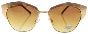 Full Tilt NWT Full Tilt Sunglasses GOLD/ BROWN, PINK