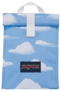 JanSport JanSport RollTop Lunch Bag Partly Cloudy Insulated School Bag