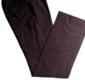 Laundry by Shelli Segal Straight Pants DARK BROWN