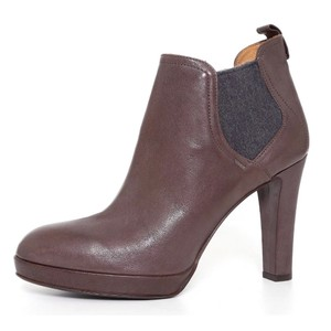 Alberto Fermani brownish gray Boots