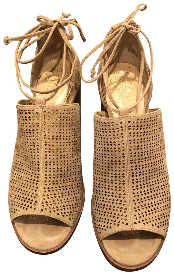lady Vince Stylish Camuto Tan Vc-lindel Mules/Slides Stylish Vince and charming d54969