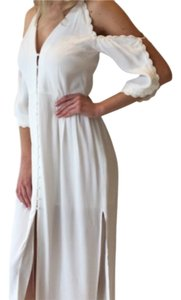 white Maxi Dress by alice McCALL