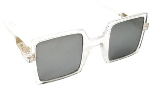 Dior Geometric Square Retro Sunglasses