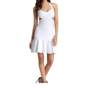Guess By Marciano short dress white on Tradesy