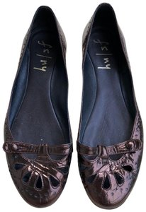 French Sole brown Flats