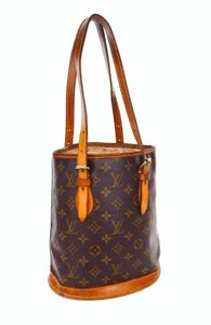 Louis Vuitton Monogram Bucket Vintage France Shoulder Bag