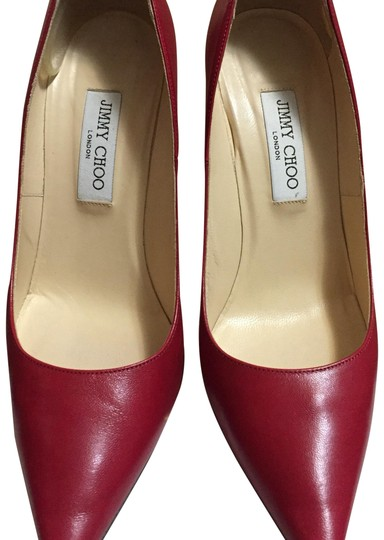 Preload https://img-static.tradesy.com/item/23494657/jimmy-choo-red-jasper-pumps-size-eu-41-approx-us-11-regular-m-b-0-1-540-540.jpg