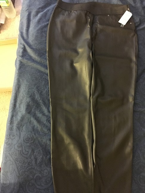 INC International Concepts Boyfriend Pants black
