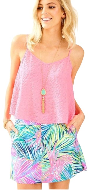 Lilly Pulitzer Mini Skirt Image 0