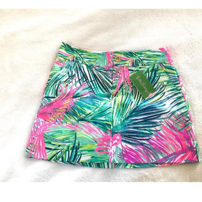 Lilly Pulitzer Mini Skirt Image 4