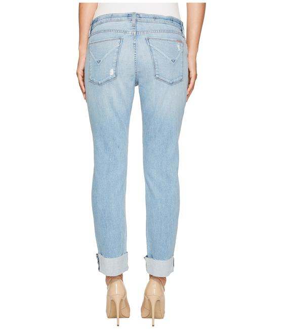 Hudson Relaxed Fit Jeans-Distressed