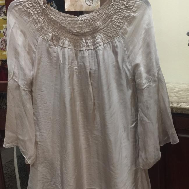 M Made In Italy Top beige
