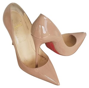 Christian Louboutin Nude Pumps