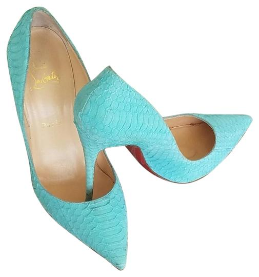 Preload https://img-static.tradesy.com/item/23494925/christian-louboutin-aqua-kate-python-pumps-size-eu-40-approx-us-10-regular-m-b-0-1-540-540.jpg