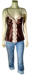 Self Esteem Size Medium P1360 Summersale Top brown, beige