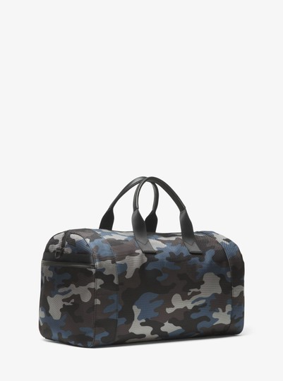 Michael Kors Duffle Camo Duffle Duffle Sale Camo Duffle Sale blue Travel Bag
