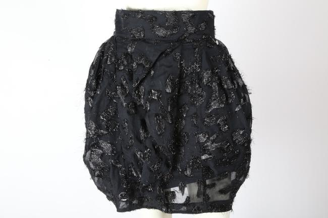 H&M Mini Casual Mini Skirt Black