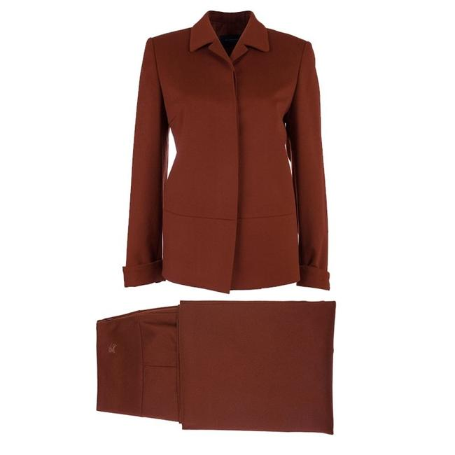 Preload https://img-static.tradesy.com/item/23495236/burberry-red-rust-wool-s-skirt-suit-size-6-s-0-0-650-650.jpg