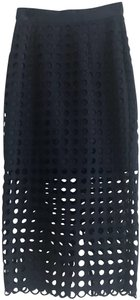 Yumi Kim Skirt Navy, Blue