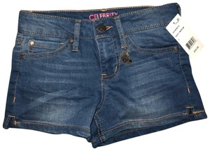 Celebrity Pink Mini/Short Shorts blue