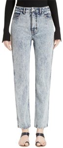 Tibi Boot Cut Jeans-Acid