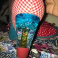 Irregular Choice Blue and Red Bow Pumps Size US 9 (M, B) Irregular Choice Blue and Red Bow Pumps Size US 9 (M, B) Image 4