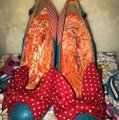 Irregular Choice Blue and Red Bow Pumps Size US 9 (M, B) Irregular Choice Blue and Red Bow Pumps Size US 9 (M, B) Image 7