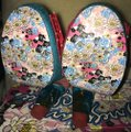 Irregular Choice Blue and Red Bow Pumps Size US 9 (M, B) Irregular Choice Blue and Red Bow Pumps Size US 9 (M, B) Image 8