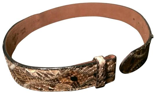 Brazos Joe Belts Brazos Joe Genuine Snake Belt