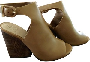 Tory Burch Clog Mule Size 7.5 NEW ON SALE THIS WEEK!! WERE 289.00-ROYAL TAN Boots