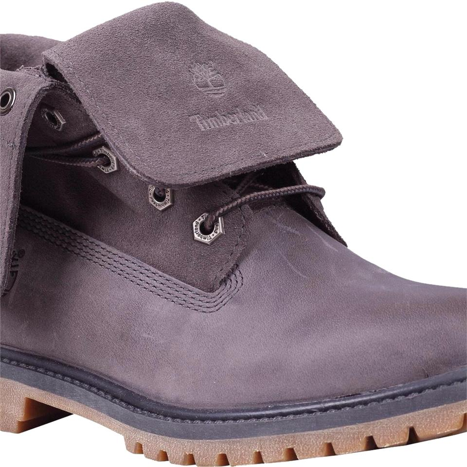 Timberland Grey 8308a 2640 Earthkeepers BootsBooties Size US 6.5 Regular (M, B)