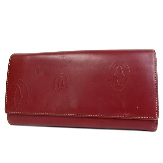 Preload https://img-static.tradesy.com/item/23495906/cartier-bordeaux-must-wallet-0-0-540-540.jpg