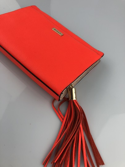MILLY Red Clutch