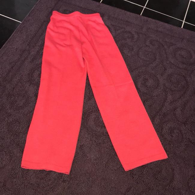 St. John Straight Pants salmon